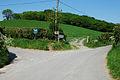 Road junction at Llandre - geograph.org.uk - 800080.jpg