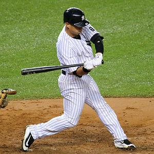 Rob Refsnyder - Refsnyder with the Yankees in 2015