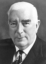 Premier Robert Menzies