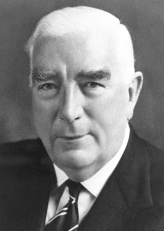 1961 Australian federal election - Image: Robert Menzies