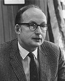 Robert C. Wood, the second Secretary of the U.S. Department of Housing and Urban Development.jpg