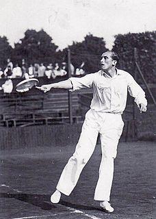 Czechoslovak tennis player