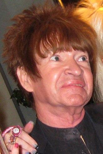 Rodney Bingenheimer - Bingenheimer in 2010
