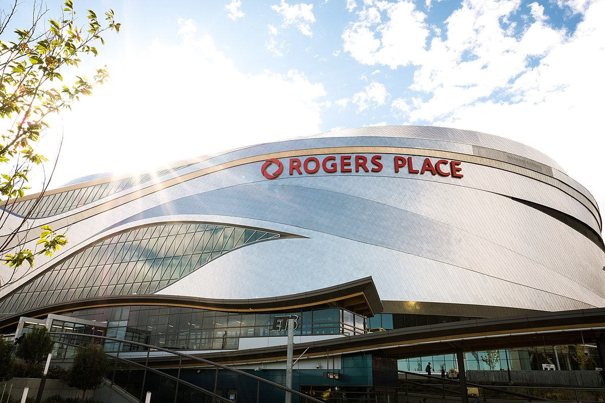 rogers place wikipedia