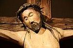 Romanisches Kruzifix im Diözesanmuseum Graz, um 1220.jpg