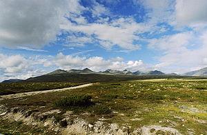 Rondane National Park - Rondane