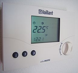 Room Thermostat For Vaillant Boiler