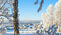 Roros church seen from winterlandscape..jpg
