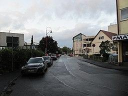 Rosenstraße in Biedenkopf