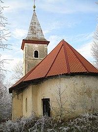 Rosopajnik, kapela sv. Antuna Pustinjaka - panoramio.jpg