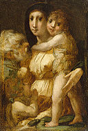 Rosso Fiorentino - The Holy Family with the Infant Saint John the Baptist - Walters 371072.jpg
