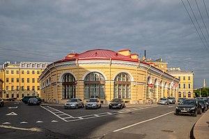 Некрасовский (Мальцевский) рынок