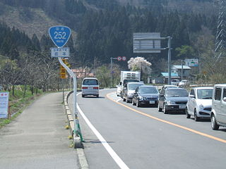 Japan National Route 252