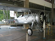 Royal Thai Air Force Boeing 100E at Museum