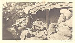 Rudolf Balogh - Battles of the Isonzo postcard 13.jpg