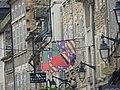 Rue Carnot, Beaune - Burgundy flags - Aegerter Jean-Luc & Paul (34825671403).jpg