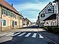 Rue de Bischwihr. Andolsheim.jpg