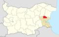 Ruen Municipality Within Bulgaria.png