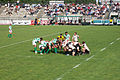 Rugby Scrum Roma - Benetton Treviso 9 may 2009.jpg