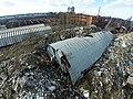 Ruins of Radiotehnika storehouse and rubbish - panoramio.jpg