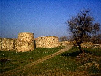 Rustavi - Rustavi fortress.
