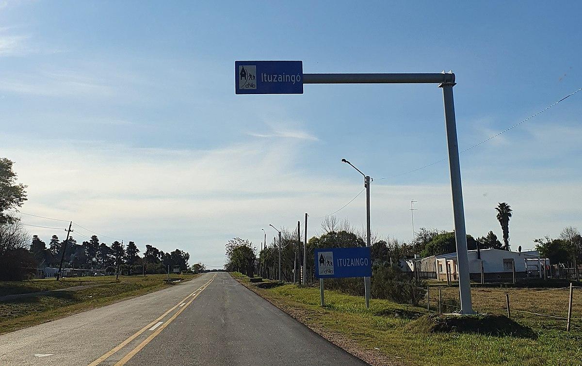 Ruta 54 (Uruguay) - Wikipedia, la enciclopedia libre