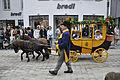 Rutenfest 2011 Festzug Postkutsche 1.jpg