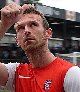 Ryan Jarvis English association football player