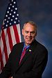 Ryan Zinke official congressional photo