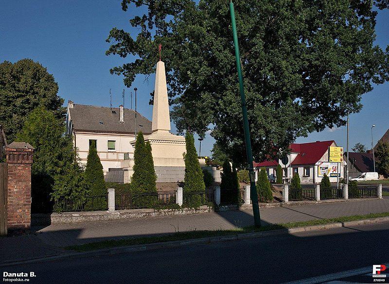 Pomnik Armii Czerwonej w Słońsku