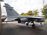 SEPECAT Jaguar XZ357 at the Piet Smits collection at Baarlo in Netherlands, pic 3.JPG