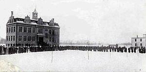 Austin, Minnesota - Southern Minnesota Normal College, 1907