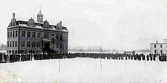 Austin, Minnesota - Southern Minnesota Normal College, 1907