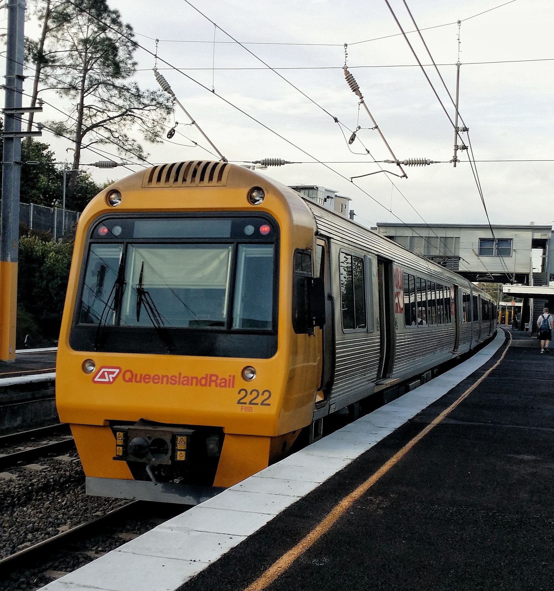 Suburban Multiple Unit Queensland Rail Wikipedia