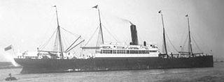 SS <i>Mohegan</i> Steamer wrecked off the coast of the Lizard Peninsula, Cornwall