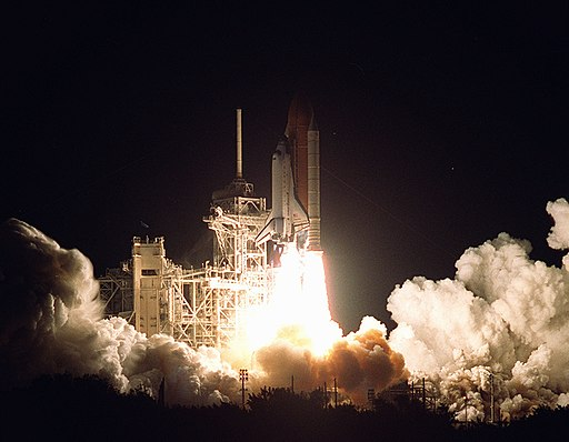 STS-97 Launch cropped