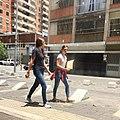 Sabana Grande Caracas. Bulevar de Sabana Grande. Calle Unión de Sabana Grande. Gente de Caracas. Foto de Vicente Quintero 05.jpg