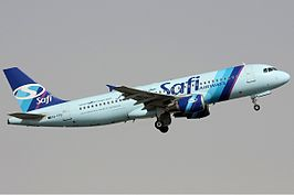 Safi Airways Airbus A320 Sharifi.jpg
