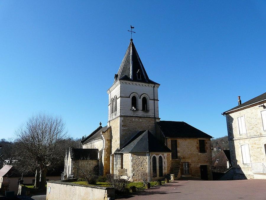 Saint-Germain-des-Prés, Dordogne