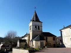 Saint germain des pr s dordogne wikip dia for St germain des pres code postal
