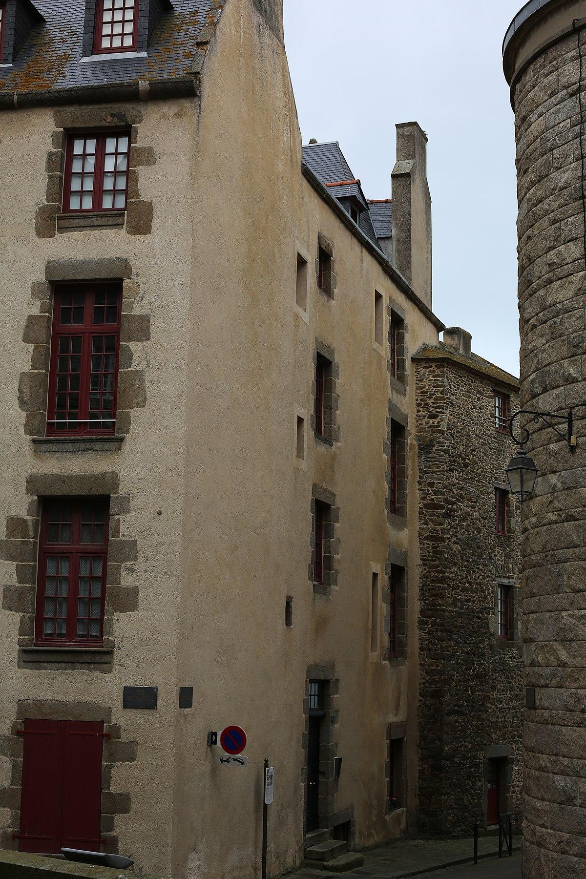 Rue du chat qui danse wikip dia for B b saint malo