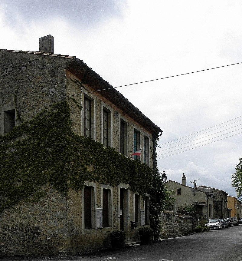 Saint-Polycarpe (11) Mairie.JPG