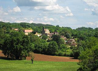Saint-André-dAllas Commune in Nouvelle-Aquitaine, France