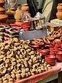 Sale of Diya in street.jpg
