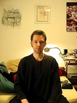 Max Douglas - Image: Salgoodsam maxdouglas selfportrait