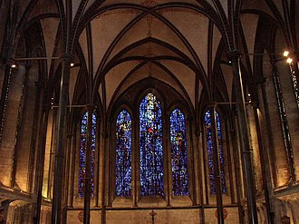 Elias of Dereham - Image: Salisbury Cathedral Inside