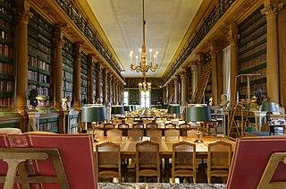 Bibliothèque Mazarine library