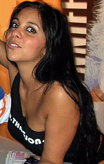 Salma de Nora Spanish pornographic actress (born 1979)