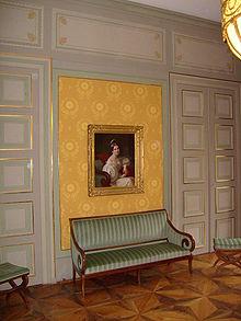 Decoration Salon Actuel Et Romantique