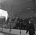 Salon international de l'Agriculture 1956 Tribune avec Mr René Coty-1-cliche Jean Joseph Weber.jpg